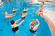 Stroke Center - Water Exercise