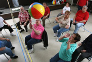 Stroke Center - Ball Exercise