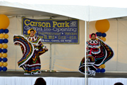 Carson Park Grand Opening