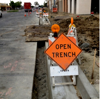 Open Trench Photo