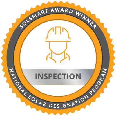 Awards Badge - Inspection