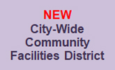 City-Wide Community Facilities District (CFD No. 2018-01)
