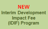 Interim Development Impact Fee (IDIF) Program