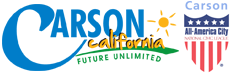 Click to Visit City of Carson Official Website